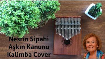 Aşkın Kanunu Kalimba Cover | Kalimba Tutorial | Kalimba Notaları