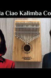 ÇAV BELLA KALİMBA COVER   KALİMBA NOTALARI   Bella Ciao Kalimba Tutorial