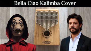 ÇAV BELLA KALİMBA COVER | KALİMBA NOTALARI | Bella Ciao Kalimba Tutorial