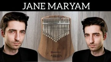 EVGENY GRINKO – JANE MARYAM KALİMBA COVER | KALİMBA TABS | Kalimba Tutorial