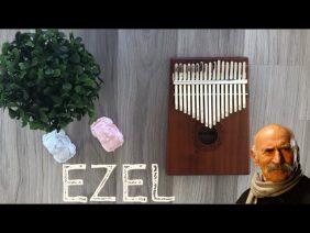 EZEL KALİMBA NOTALARI   KALİMBA DERSLERİ   Kalimba Tutorial   Dizi Müziği