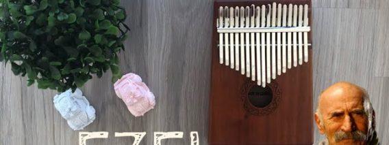 EZEL KALİMBA NOTALARI | KALİMBA DERSLERİ | Kalimba Tutorial | Dizi Müziği