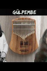 GÜLPEMBE KALİMBA NOTALARI | KALİMBA DERSLERİ | Kalimba Tutorial