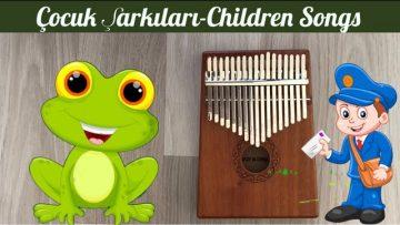 Kalimba Çocuk Şarkıları-Children Songs | Kalimba Notaları | Kalimba Dersleri