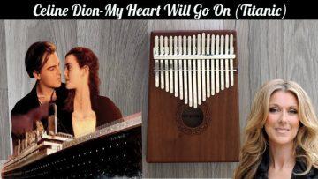 My Heart Will Go On (Titanic) Kalimba Tutorial | Kalimba Notaları | Kalimba Dersleri