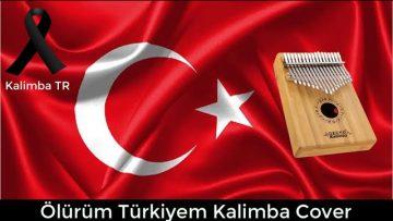 Ölürüm Türkiyem Kalimba Cover   Kalimba Notaları