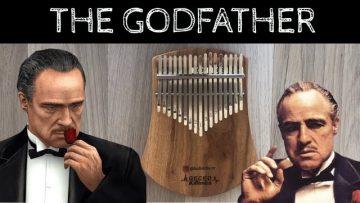 THE GODFATHER THEME SONG Kalimba | Kalimba Cover | Kalimba Tutorial | Kalimba Tabs