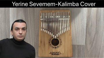 Yerine Sevemem Kalimba Cover | Kalimba Notaları